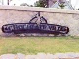 chocolate villa entrance