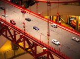 golden gate bridge mini version...