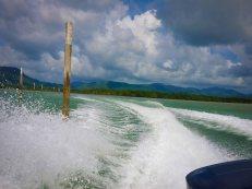 off to phi phi island...